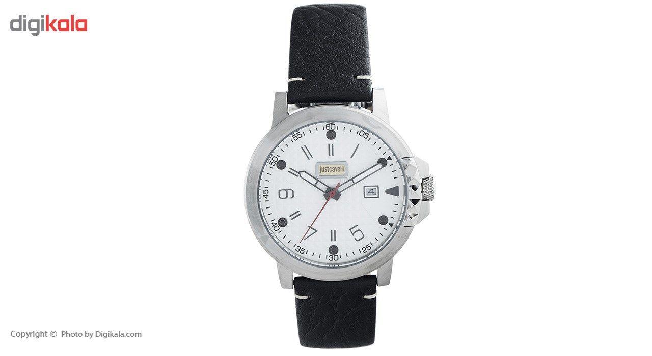 ساعت مچی عقربه ای مردانه جاست کاوالی مدل JC1G016L0015 -  - 2
