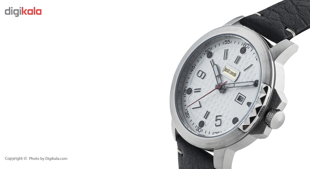 ساعت مچی عقربه ای مردانه جاست کاوالی مدل JC1G016L0015