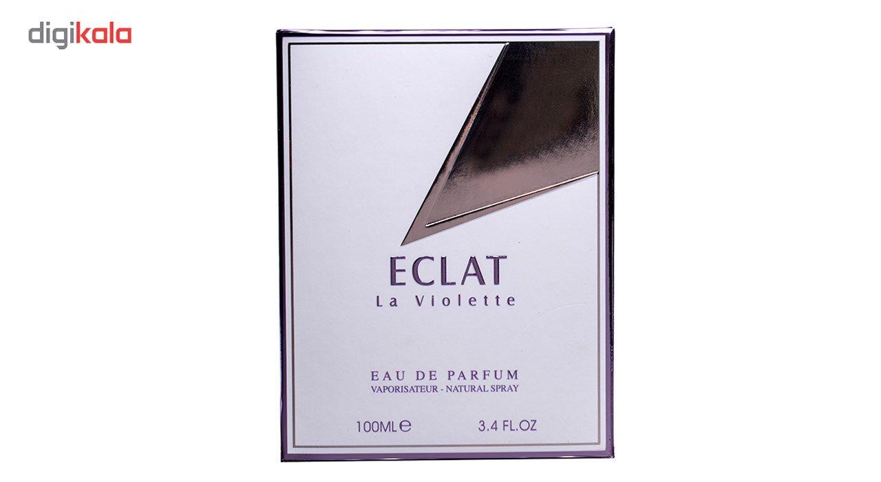 ادو پرفیوم زنانه فراگرنس ورد مدل ECLAT La Violette حجم 100 میلی لیتر main 1 5
