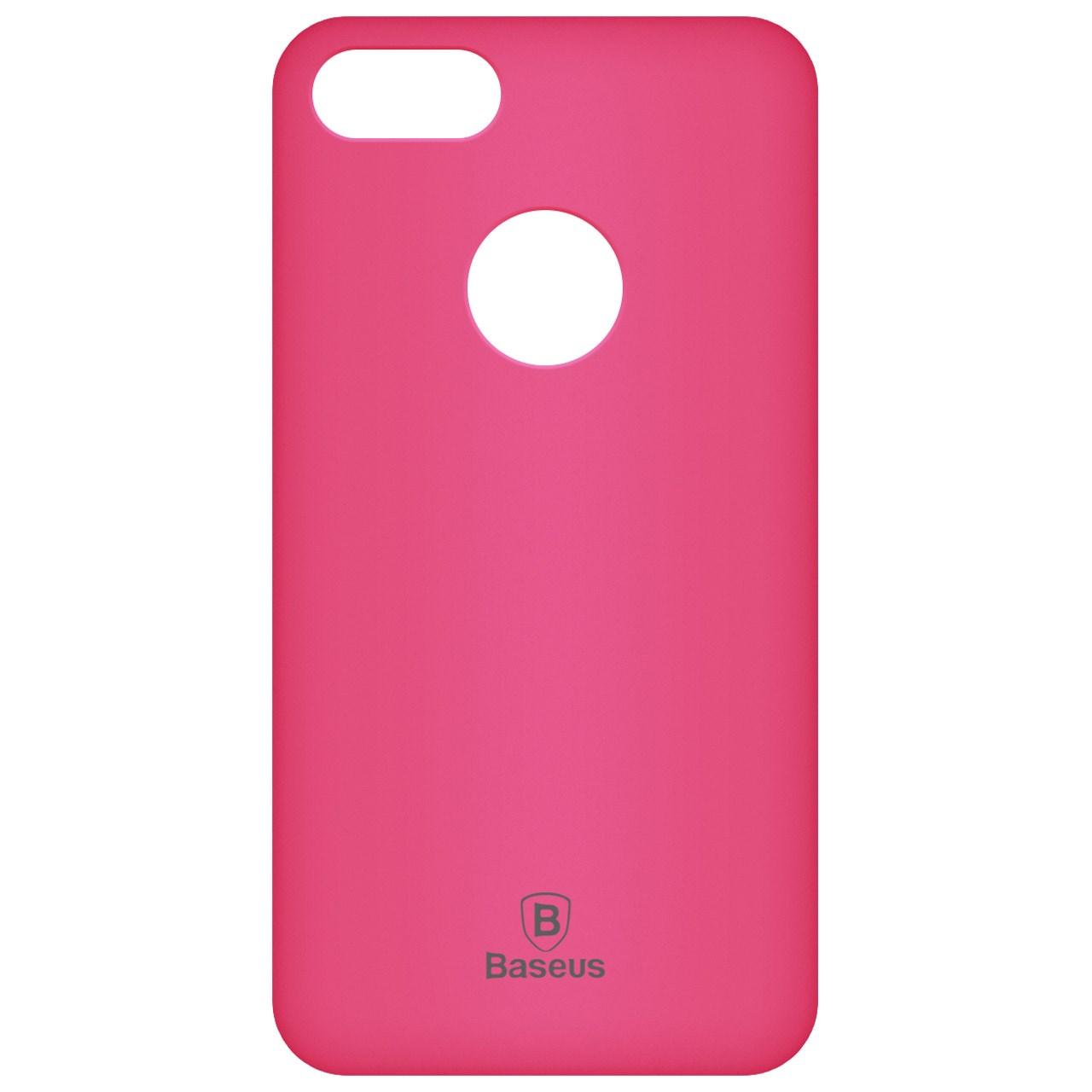 کاور ژله ای باسئوس مدل Soft Jelly مناسب برای گوشی موبایل اپل آیفون 8