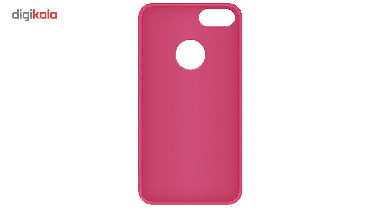 کاور ژله ای مدل Soft Jelly مناسب برای گوشی موبایل اپل آیفون 8 main 1 2
