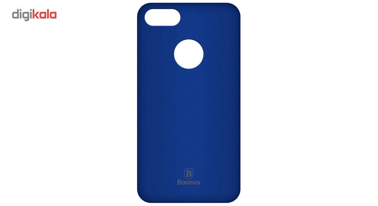 کاور ژله ای مدل Soft Jelly مناسب برای گوشی موبایل اپل آیفون 8 main 1 3