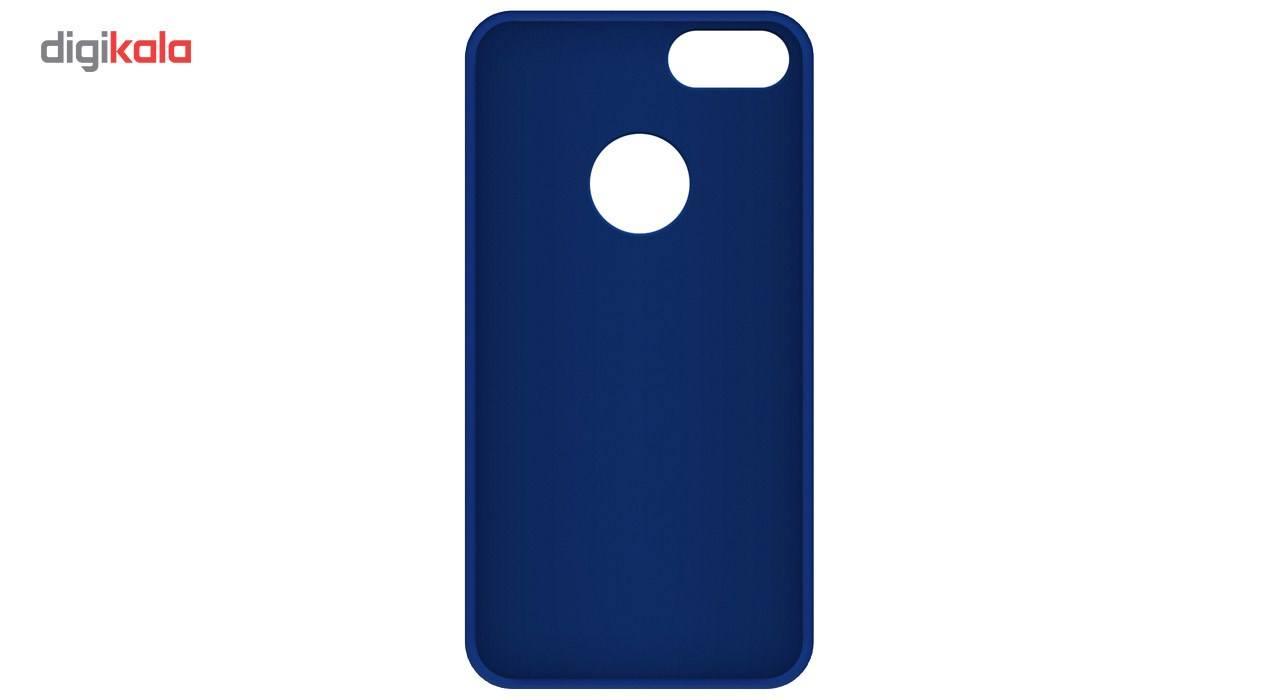 کاور ژله ای مدل Soft Jelly مناسب برای گوشی موبایل اپل آیفون 8 main 1 4