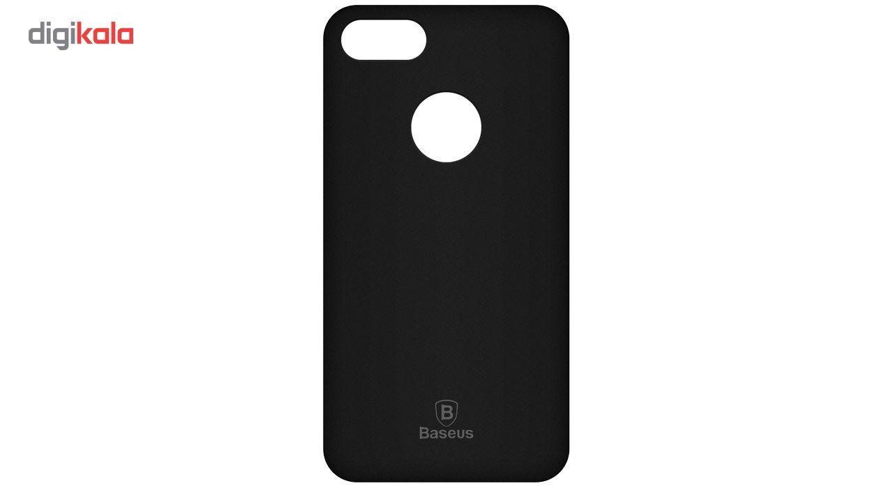 کاور ژله ای مدل Soft Jelly مناسب برای گوشی موبایل اپل آیفون 8 main 1 5