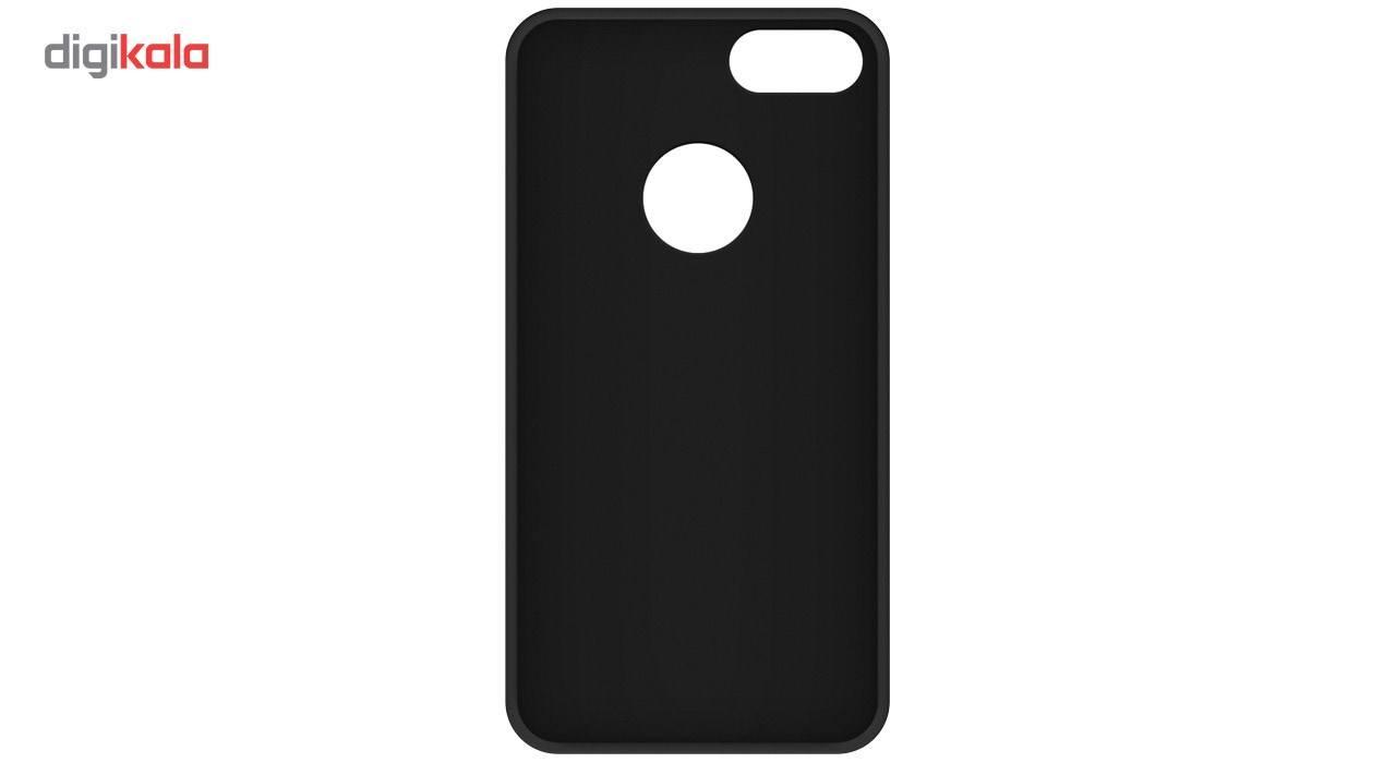 کاور ژله ای مدل Soft Jelly مناسب برای گوشی موبایل اپل آیفون 8 main 1 6