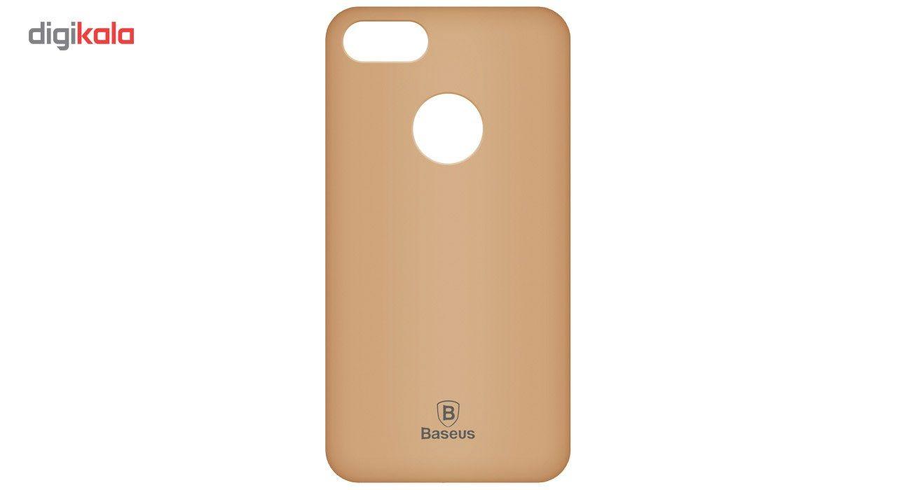 کاور ژله ای مدل Soft Jelly مناسب برای گوشی موبایل اپل آیفون 8 main 1 7