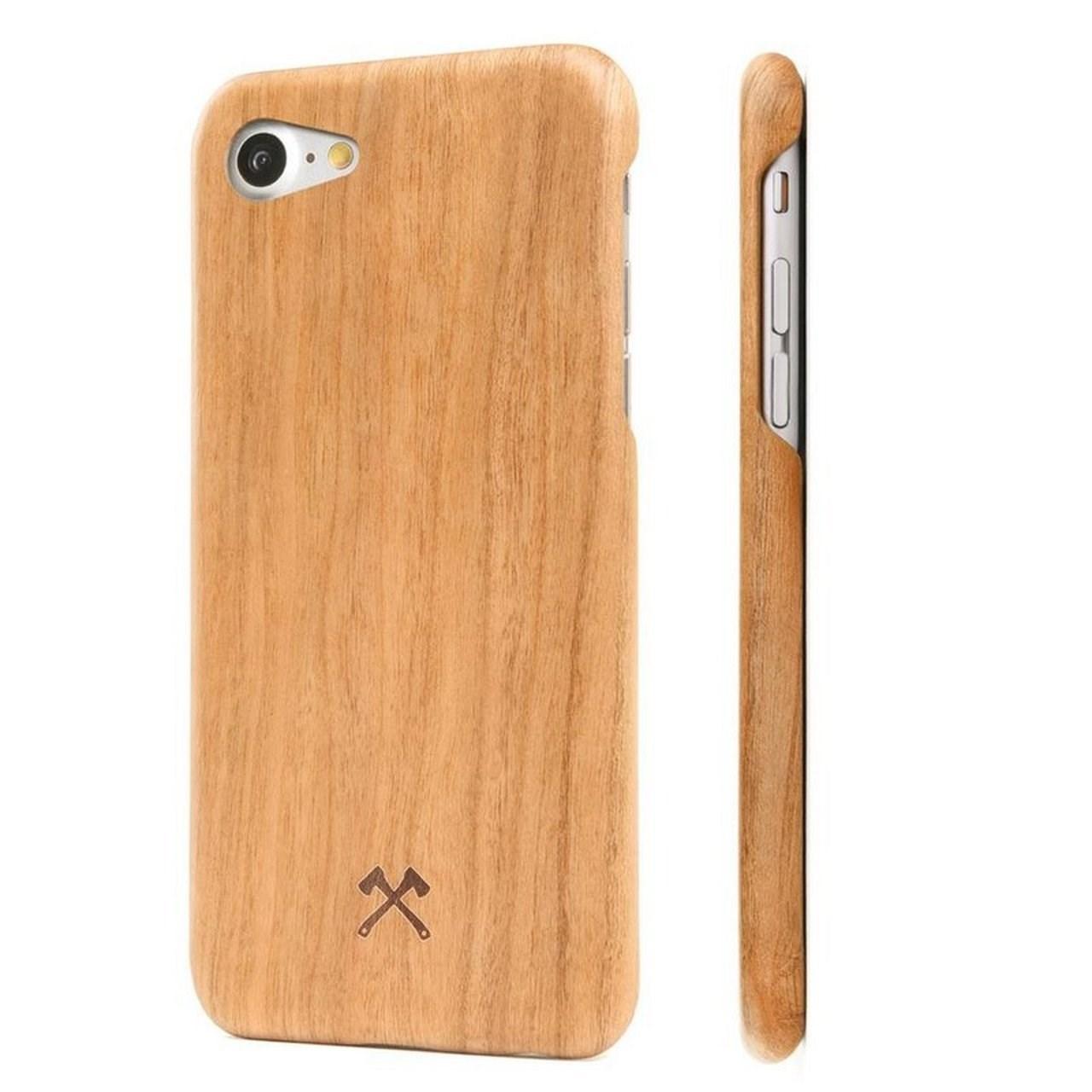 کاور چوبی وودسسوریز مدل Canyon مناسب برای گوشی های موبایل آیفون 7 و آیفون 8
