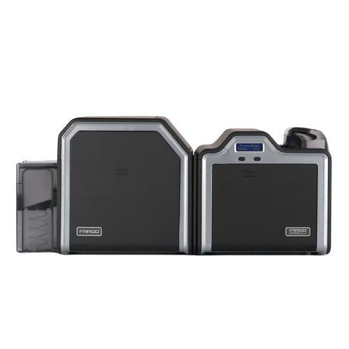 پرینتر کارت فارگو مدل HDP5000 همراه با ماژول دورو و لمینیتور