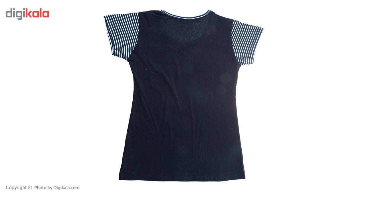 تی شرت و شلوارک دخترانه آنجلینا مدل 5467 -  - 6