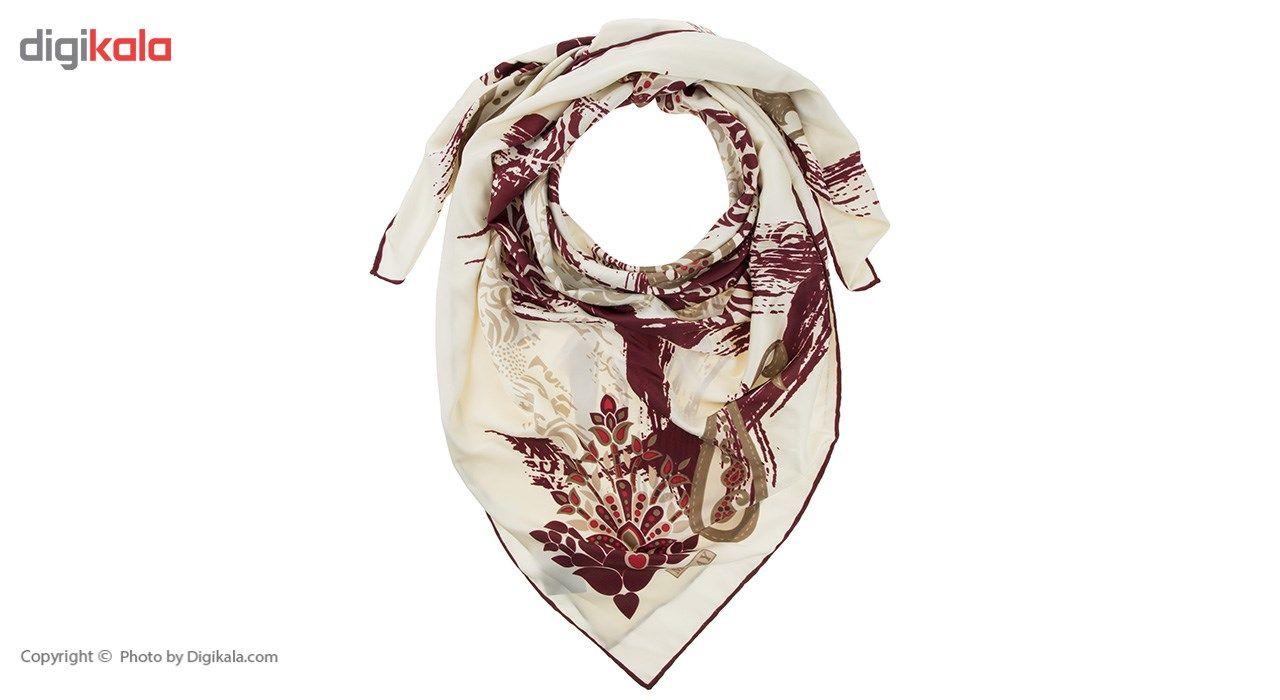 روسری میرای مدل M-239 - شال مارکت -  - 2
