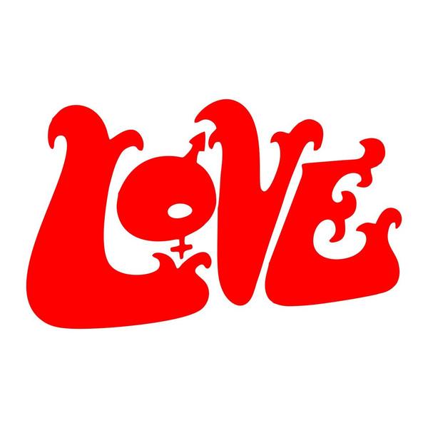 استیکر پرشین استیکر طرح قلب 10