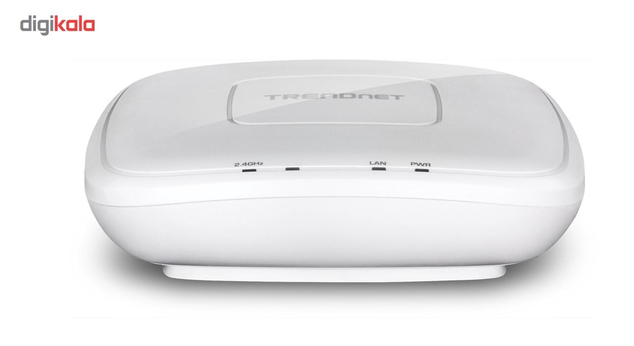 اکسس پوینت سقفی PoE  بی سیم N300  ترندنت مدل TEW-755AP
