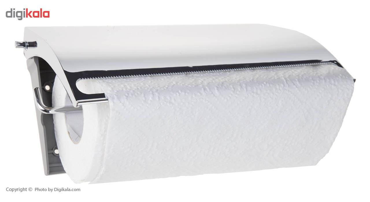 جای دستمال توالت سنی پلاستیک مدل Tooka main 1 1