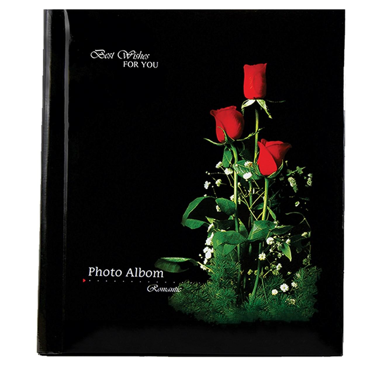 آلبوم عکس عود طرح رز سیاه