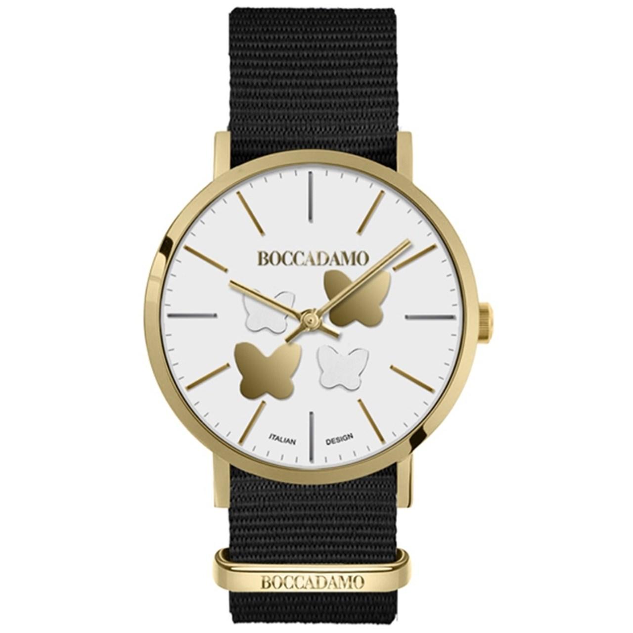 ساعت مچی عقربه ای مردانه بوکادامو مدل RGMY005
