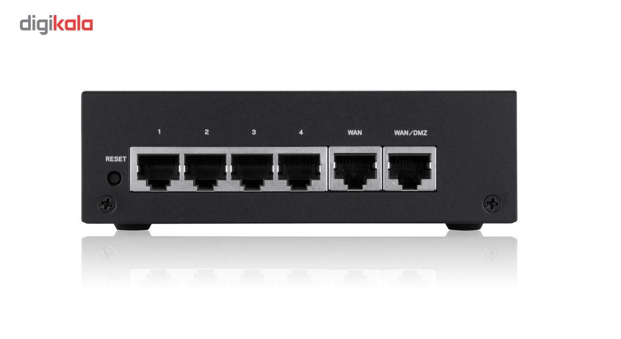 روتر Dual WAN VPN لینک سیس مدل LRT224