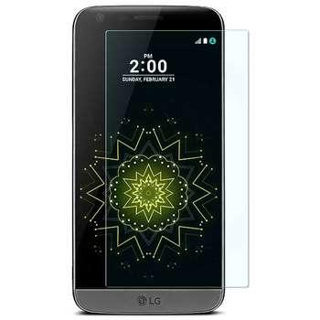 محافظ صفحه نمایش شیشه ای 9H مناسب برای گوشی موبایل ال جی G5