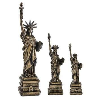 مجسمه آزادی شیانچی کد 020020030 مجموعه 3 عددی