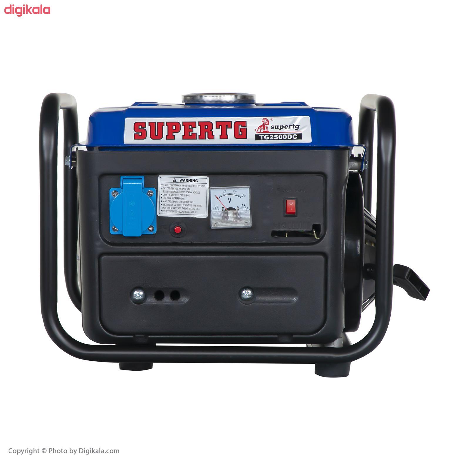 موتور برق بنزینی سوپر تی جی مدل TG2500DC کد 3 main 1 3
