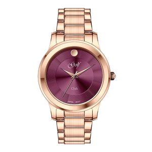 ساعت مچی عقربه ای زنانه گلف مدل L0111-4