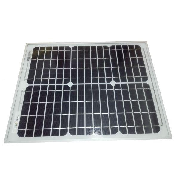 پنل خورشیدی اوسدا سولار مدل ODA20-18-M ظرفیت 20 وات