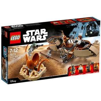 لگو سری Star Wars مدل Desert Skiff Escape 75174