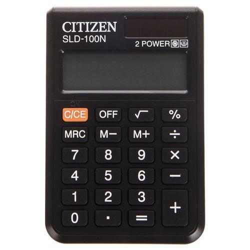 ماشین حساب سیتیزن مدل SLD-100N