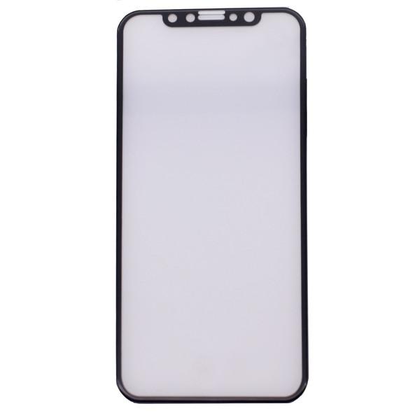 محافظ صفحه نمایش شیشه ای مستر یس مدل Full Corning Gorilla Glass مناسب برای گوشی موبایل آیفون 10/X