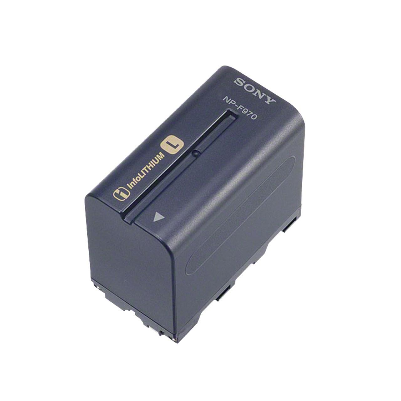 باتری دوربین سونی مدل NP-F970