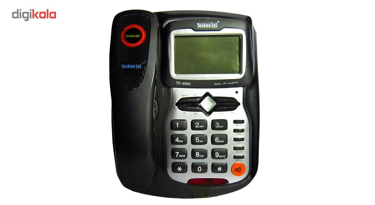 قیمت                      تلفن تکنوتل مدل 9090