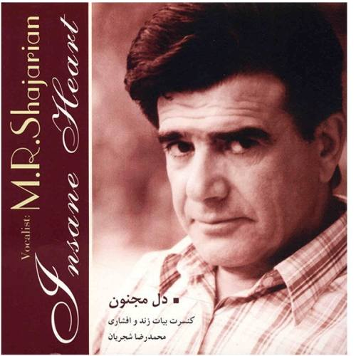 آلبوم موسیقی دل مجنون - محمدرضا شجریان