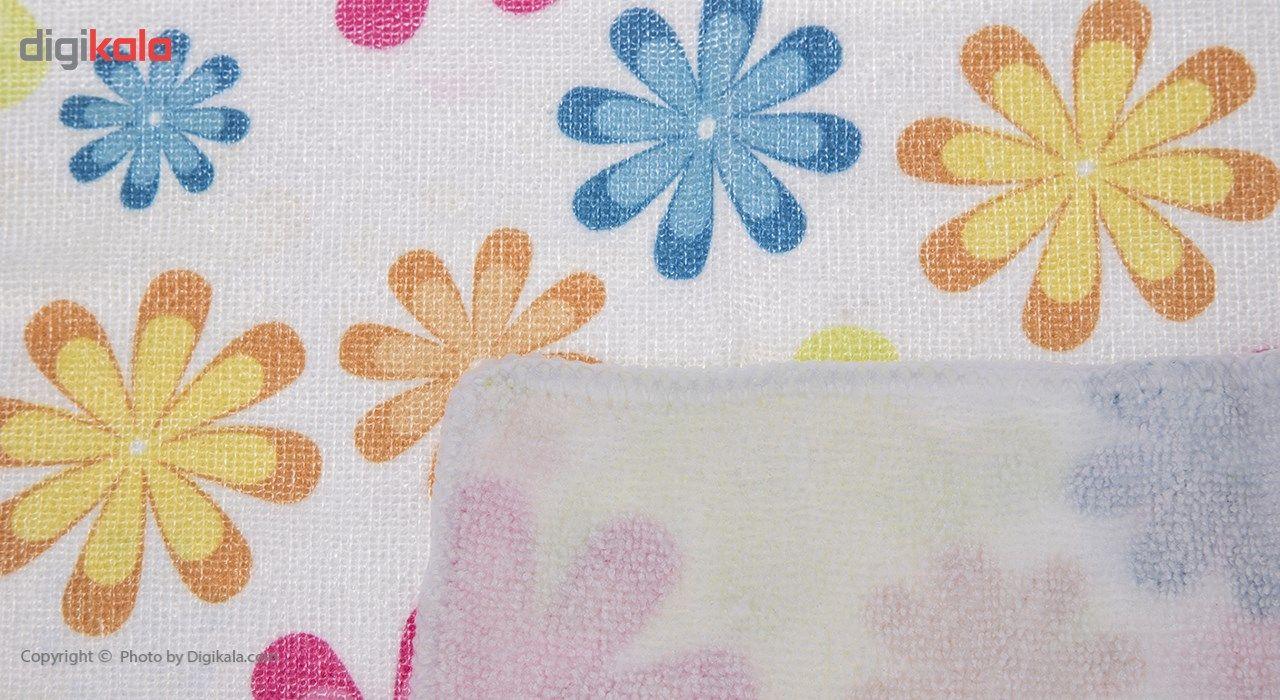 دستمال آشپزخانه نانو کد 00845 بسته 4 عددی main 1 4