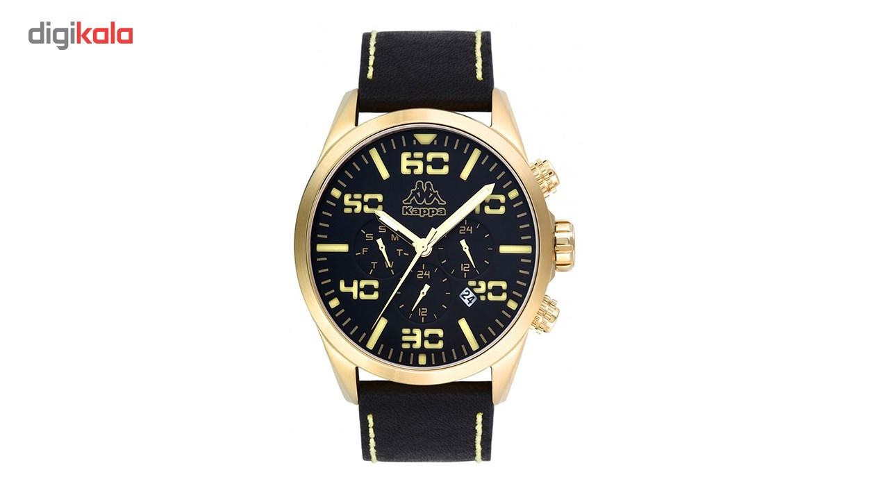 خرید ساعت مچی عقربه ای  کاپا مدل 1409m-f