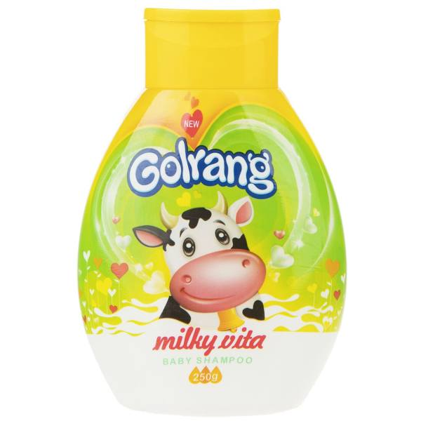 شامپو کودک گلرنگ مدل Milky Vita مقدار 250 گرم