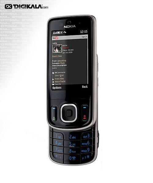 گوشی موبایل نوکیا 6260 اسلاید