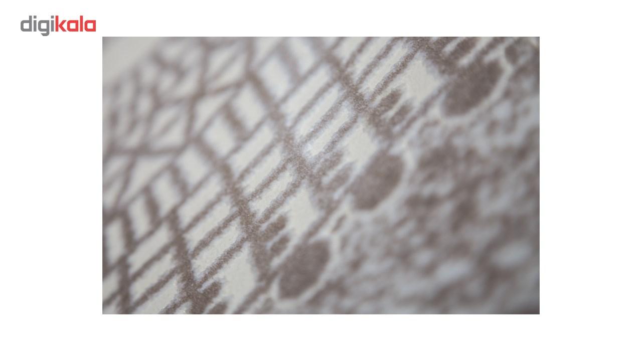 فرش ماشینی ساوین کد 1503 زمینه صورتی