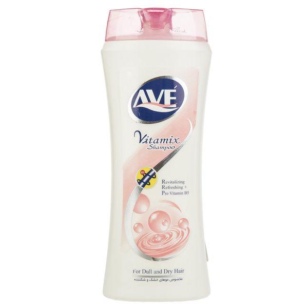 شامپو موهای خشک اوه سری Vitamix مقدار 400 گرم