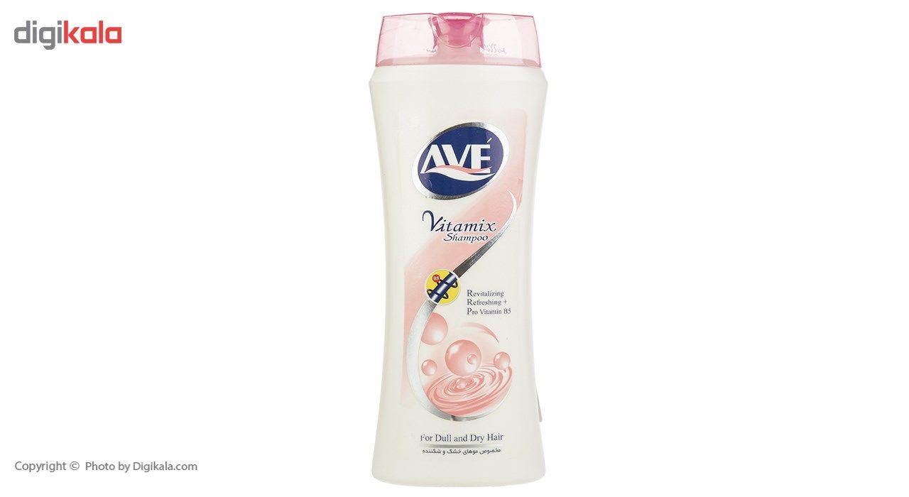 شامپو موهای خشک اوه سری Vitamix مقدار 400 گرم main 1 1
