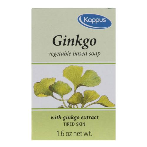 صابون کاپوس مدل Ginkgo مقدار 50 گرم