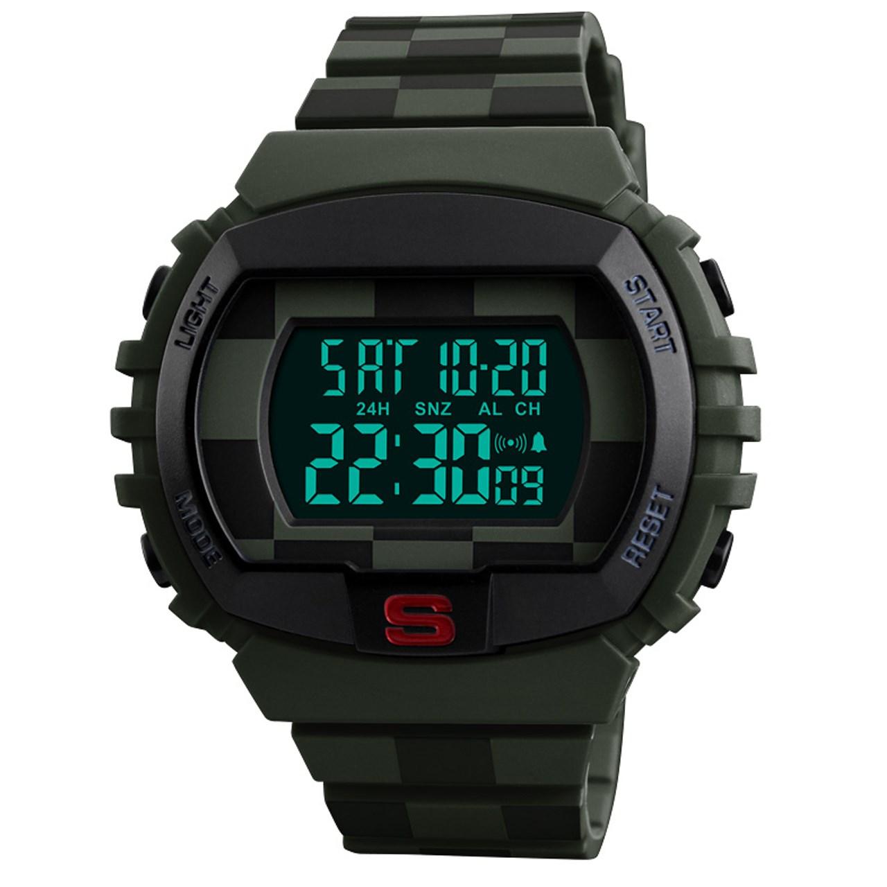 ساعت مچی دیجیتالی اسکمی مدل 1304 کد 03