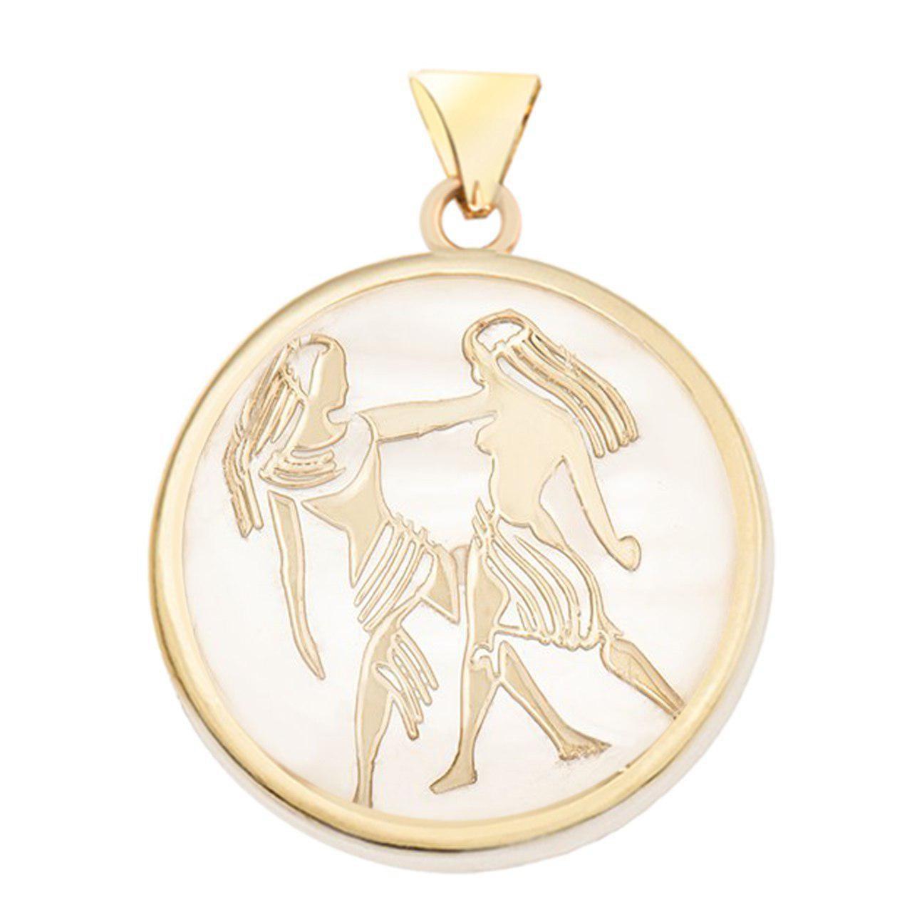 قیمت آویز  گردنبند طلا 18 عیار مرجان مدل 0102