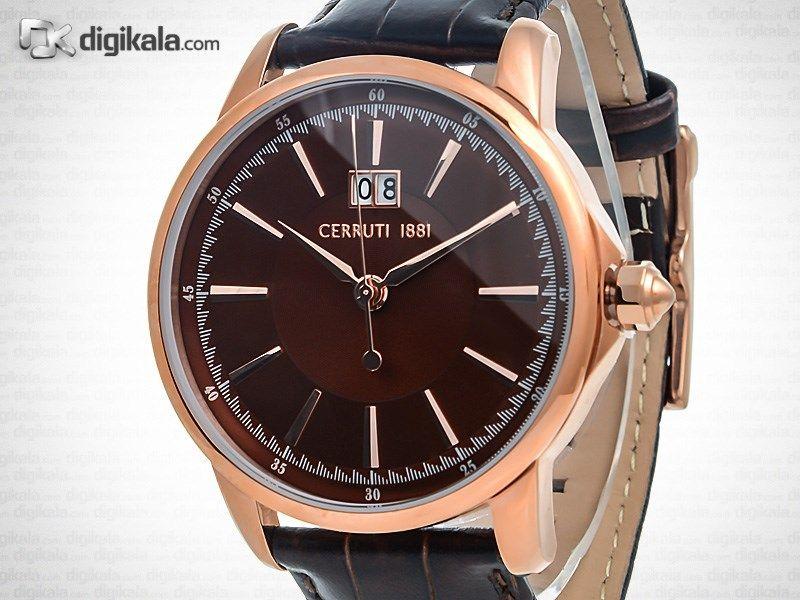 790cde0531135 مشخصات، قیمت و خرید ساعت مچی عقربه ای مردانه چروتی 1881 CRA072A233B ...