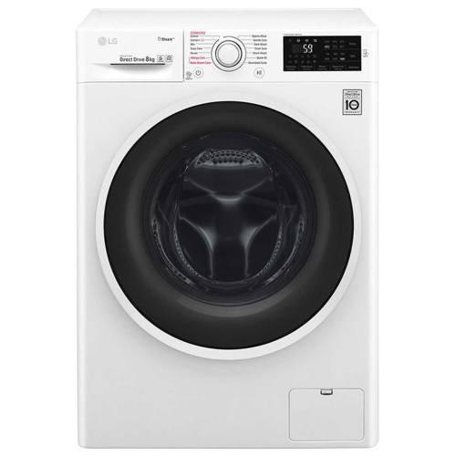 ماشین لباسشویی ال جی مدل WM-845 ظرفیت 8 کیلوگرم