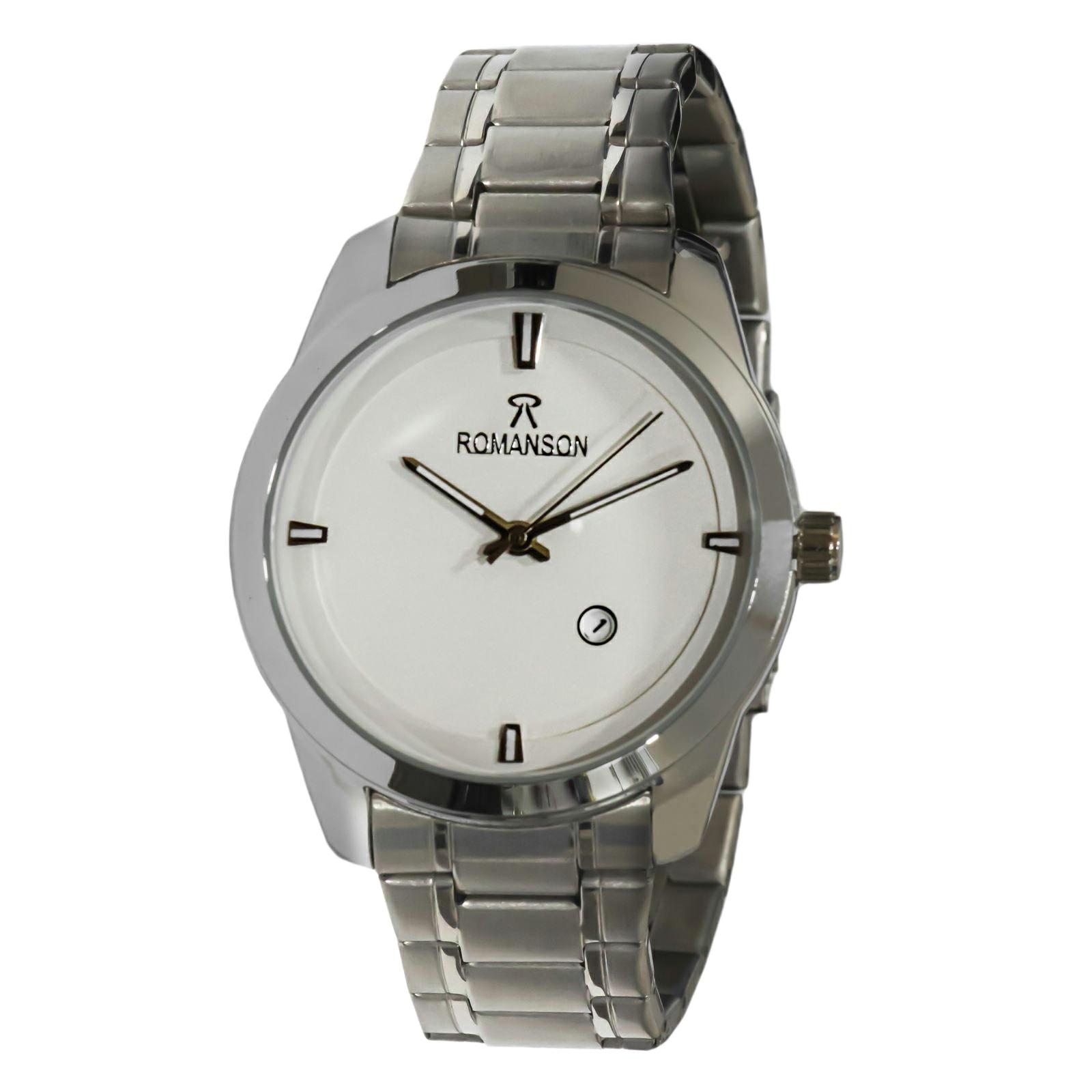 ساعت مچی عقربه ای مردانه رومانسون مدل PB008 Me