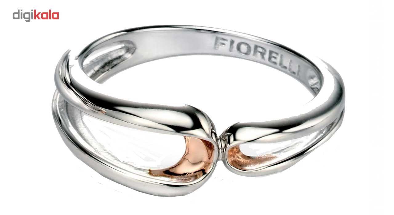 انگشتر نقره فیورلی مدل R3408 -  - 2