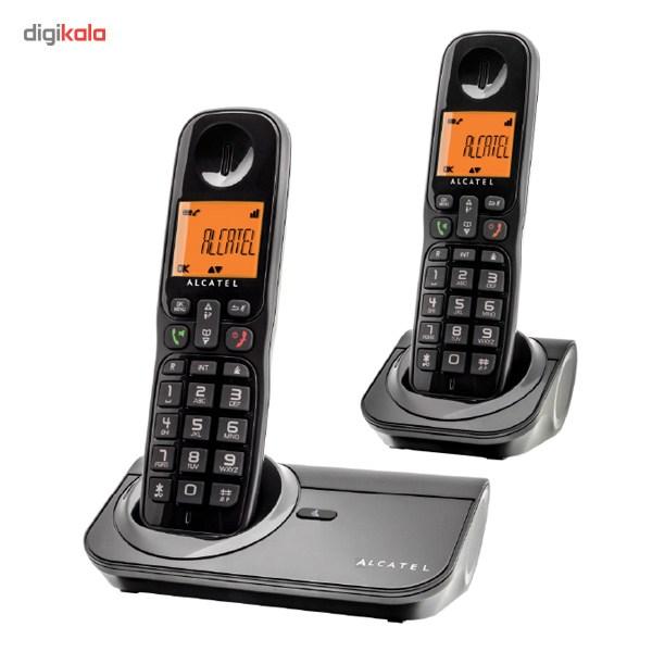 قیمت                      تلفن بی سیم آلکاتل مدل Sigma 260 Dou