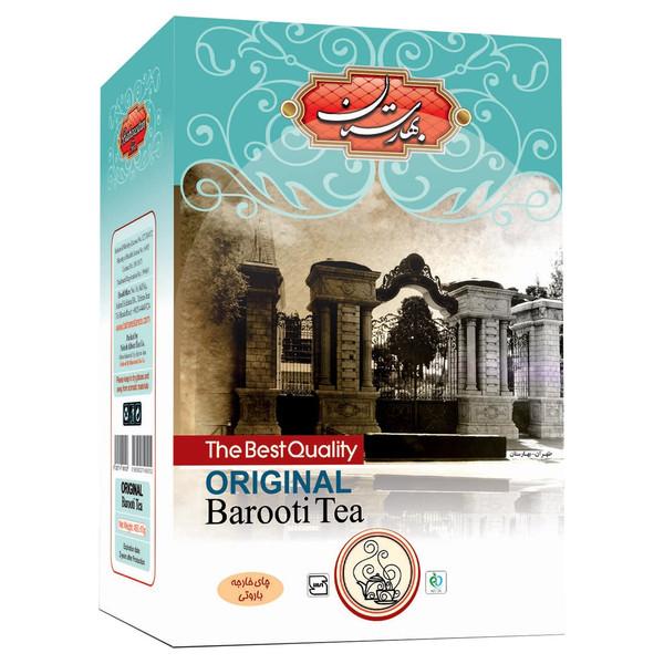 چای سیاه بهارستان مدل سیلان باروتی