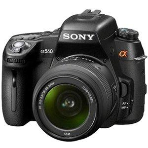 دوربین دیجیتال سونی دی اس ال آر-آلفا 560