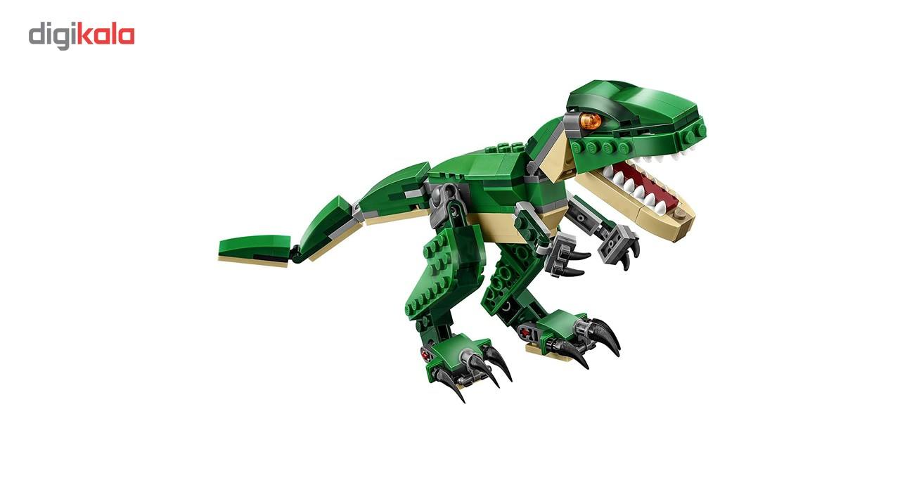 لگو سری Creator مدل Mighty Dinosaurs 31058