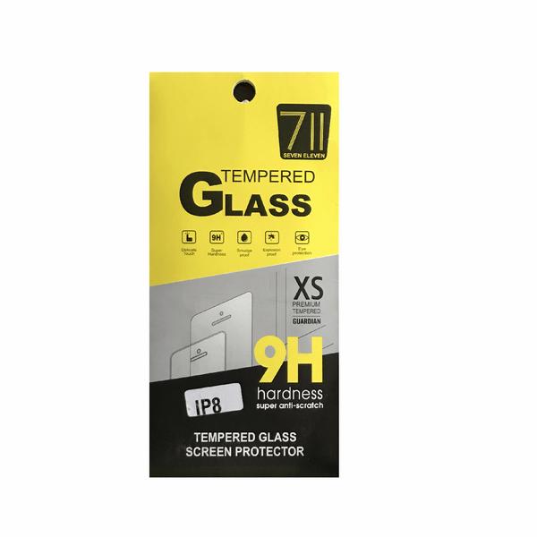 محافظ صفحه نمایش شیشه ای تمپرد مدل 9H مناسب برای گوشی موبایل اپل آیفون 7/8
